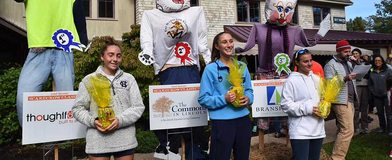 2019 Scarecrow Classic 5K winners